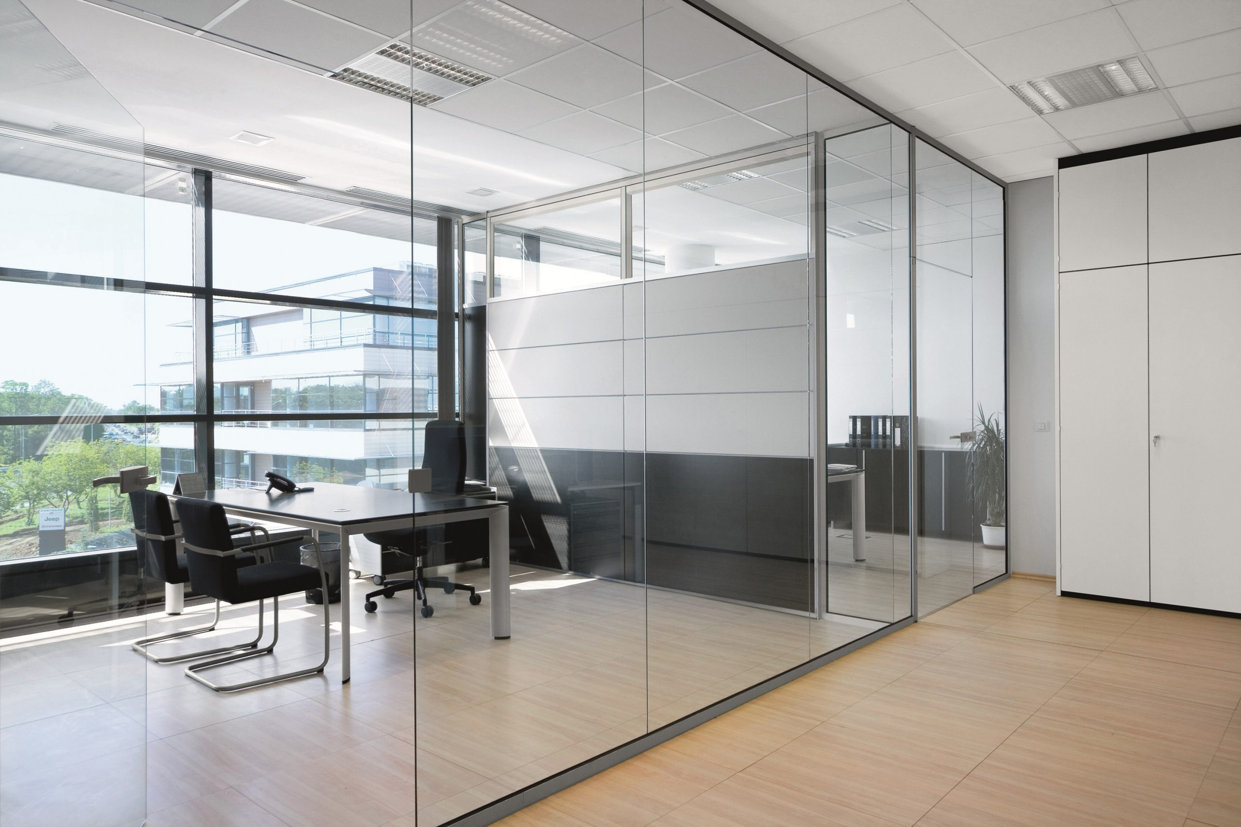 Hufcor Glasswall Specialist